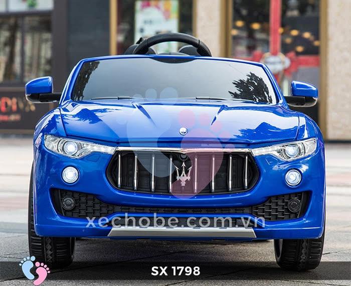 Xe hơi điện cho bé Maserati SX-1798 9