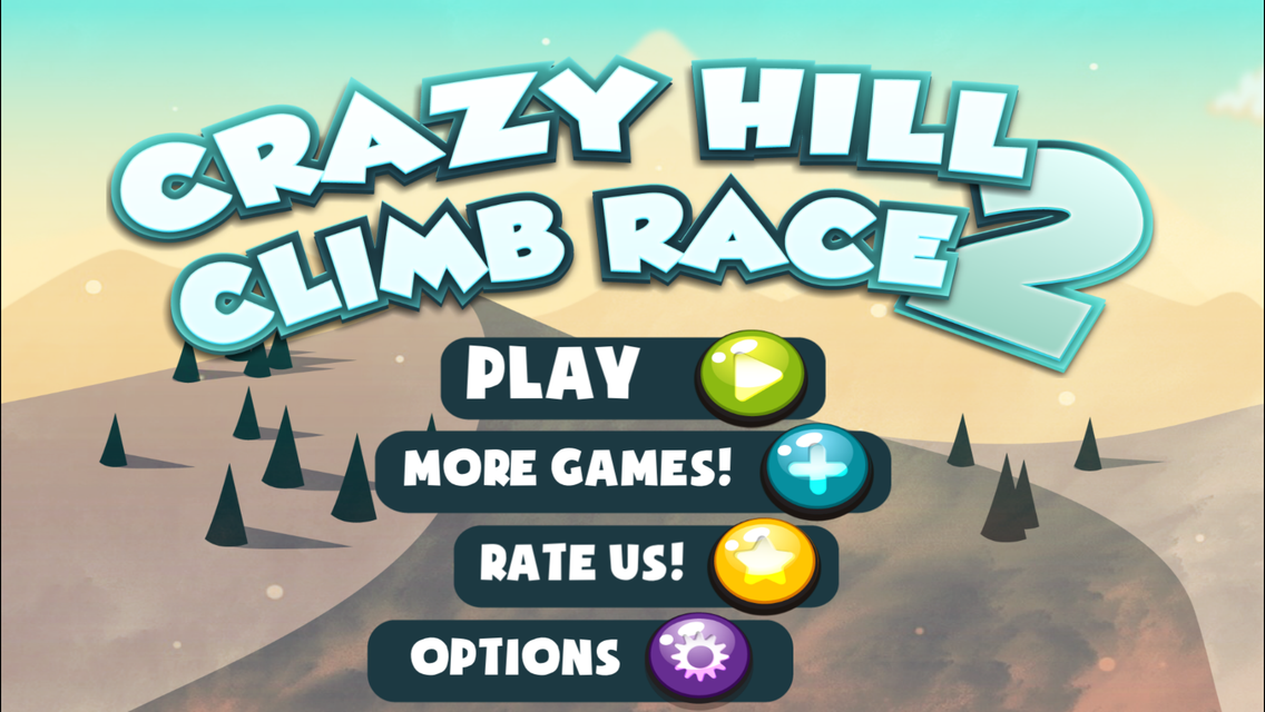 Car Hill Racing Games for Kids- screenshot