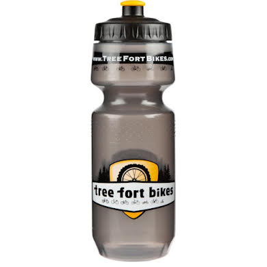 Tree Fort Bikes Logo BPA Free Water Bottle - Limited Edition