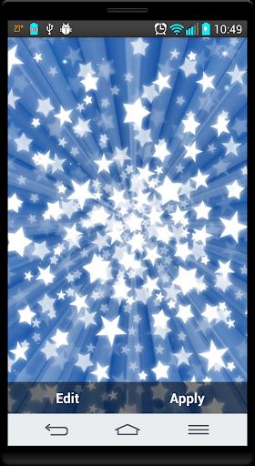 流星動態壁紙