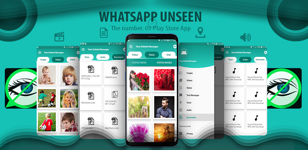 Download Unseen No Last Seen | No Seen | Hidden Chat Unseen