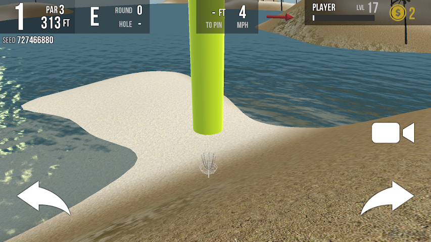 android Disc Golf Unchained Screenshot 5