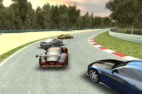 Real Car Speed: Need for Racer 8