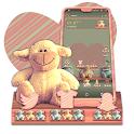 Teddy Bear Theme Launcher icon