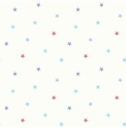 Fine Decor Carousel Ditsy Stars tapet med stjärnor