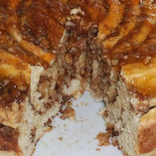 Mother-Lode Apricot Pecan Coffee Cake