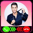 Cristiano Ronaldo Calling - Fake Video Call icon