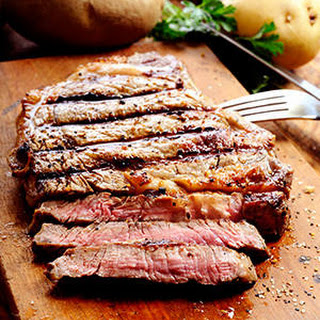 BBQ Tri-Tip Steak