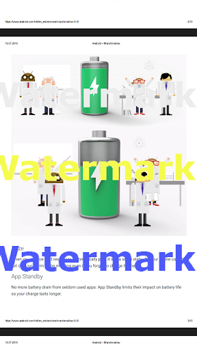 WaterMark2Pdf for PC