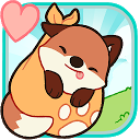 Merge Meadow - Merge and collect cute baby animals icon