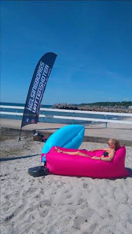 BeachFlag Hajfena