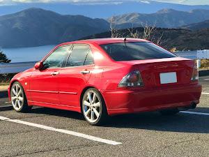 アルテッツァ SXE10 中期 RS200Lエディション 14年式のカスタム事例画像 カヲルさんの2020年03月14日19:56の投稿