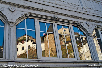 Photo: Rue Felix Vidalin - Reflets
