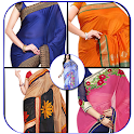 Sexy Women Saree Suit icon