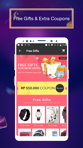 JollyChic-Online Shopping Mall for A New Lifestyle  screenshots 3