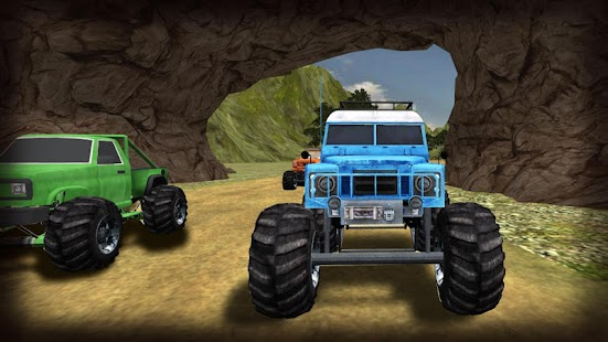 4X4 Hill Racing- screenshot