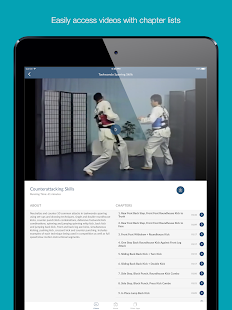 Taekwondo Sparring Skills- screenshot thumbnail