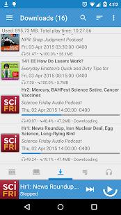 Podcast Republic - screenshot thumbnail