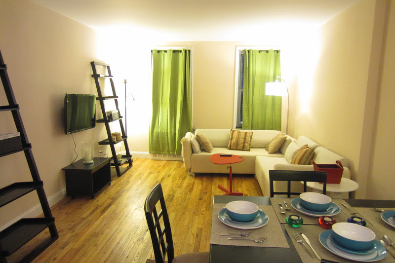 1 br kips bay apartment living room