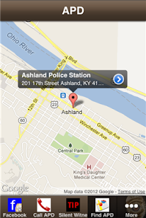 Ashland PD- screenshot thumbnail