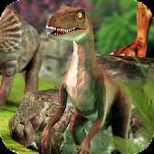 Simulação de Dinossauros 3D