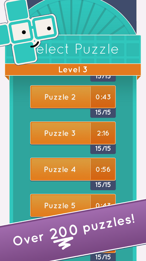 Plus15 - FREE new puzzle game- screenshot