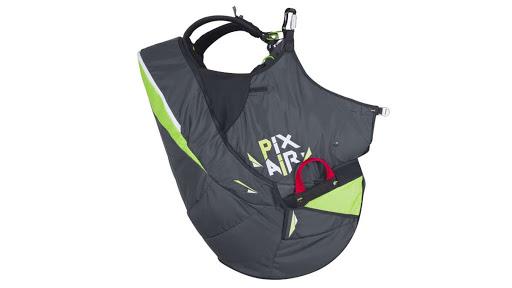 Supair Pixair   now available at FlySpain Paragliding centre