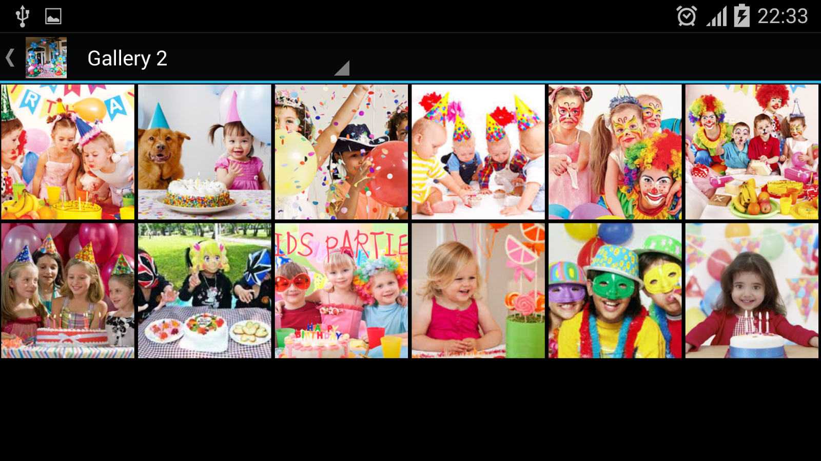 Kids Party Ideas Android Apps On Google Play