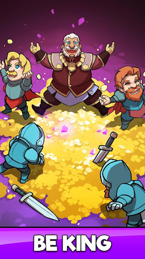 Code Triche Idle Miner Kingdom - Simulateur de Fantasy RPG apk mod screenshots 6