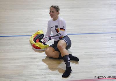 Kristina Vogel verkozen tot Duits wielrenster van het jaar