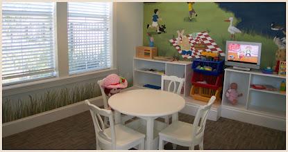 Photo: Children's Playroom