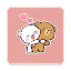Love and Cute Stickers for WhatsApp icon