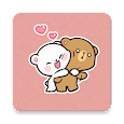 Love and Cute Stickers for WhatsApp