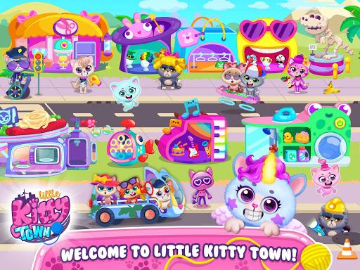 Little Kitty Town - Collect Cats & Create Stories  screenshots 12