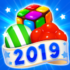 Candy Witch - Match 3 Puzzle Free Games icon