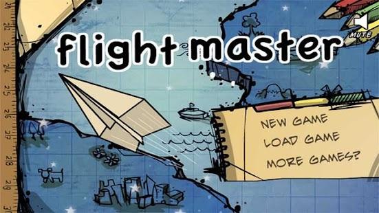 Flight Master - Paper Plane screenshot