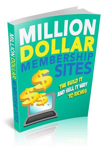 Million Dollar Membersh. Ebook