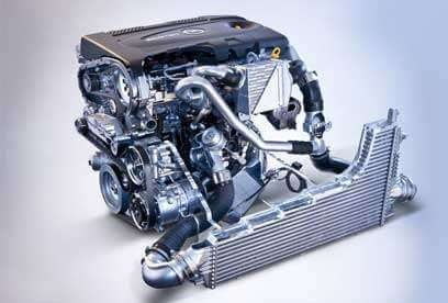 VM Motori D750 Series Water-Cooled Engine