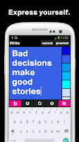 Screenshot of Boldomatic - Everything Text
