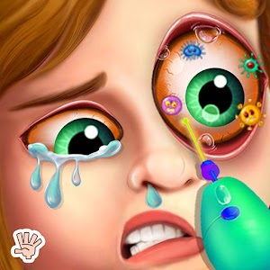 ER Eye Surgery Doctor Simulator Game