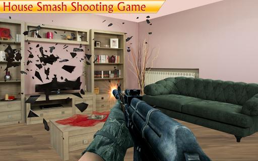 Destroy the House - Smash Interiors Home Free Game 1.9.5 Screenshots 7