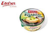 Angebot für Etelser Kochkäse - mit Kräutern 40% F.i.Tr. im Supermarkt