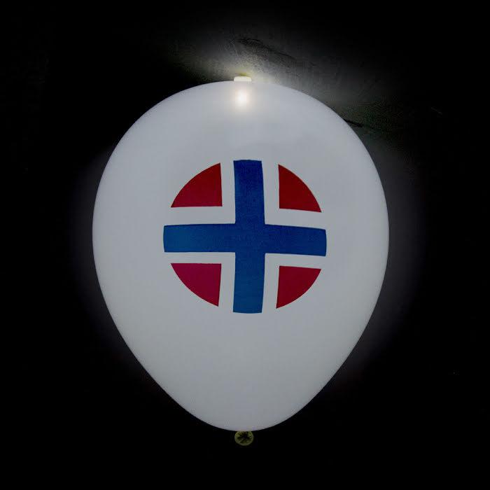 LED-ballong, Norge