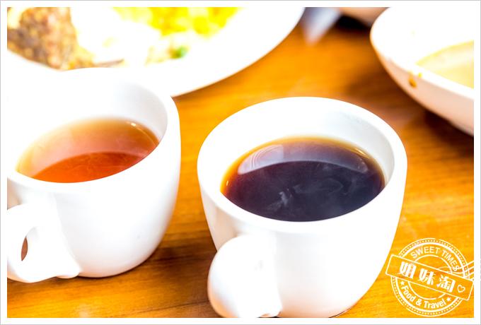 上竹林食草館養生汆燙鍋-養生茶
