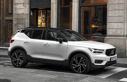The Volvo XC40 will be in SA in April 2018 to bring its take on the segment. Picture: VOLVO