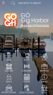 Go Gig Harbor- screenshot thumbnail