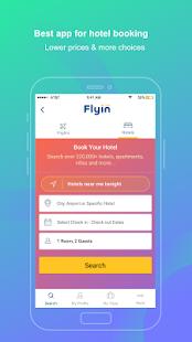 Flyin.com - Flights and Hotels - náhled