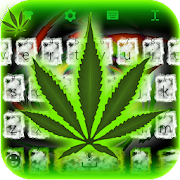 Weed Keyboard Theme