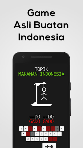 Hangman Indonesia - Tebak Kata