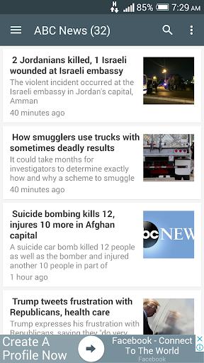 World News  screenshots 2